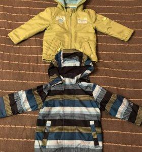 Курточки для мальчика