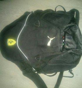 рюкзак пума