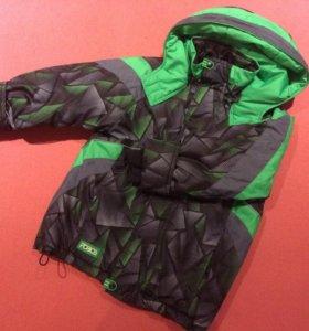 Демисезонная куртка для мальчика (р.116) Fobos