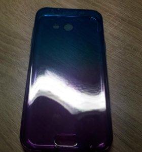 Чехол защитный на Samsung J320