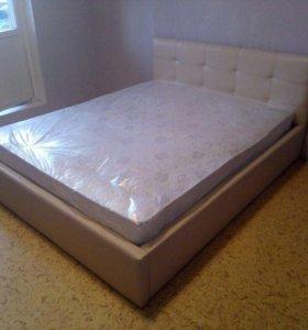 Кровать новая 140*200