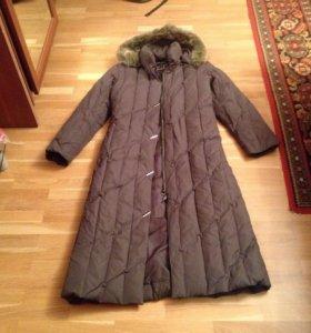 Пуховик snow image 42 44 размер пальто куртка