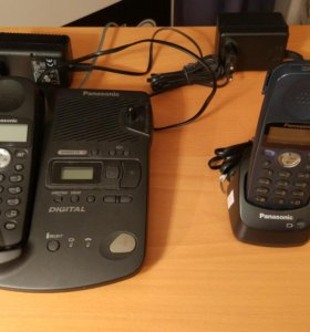 Радиотелефон DECT Panasonic KX-TCD965