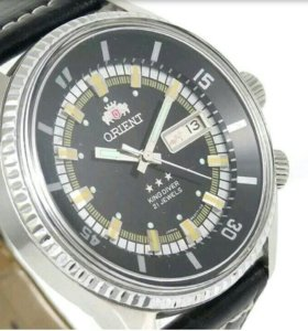 Orient King Diver 21 jewels
