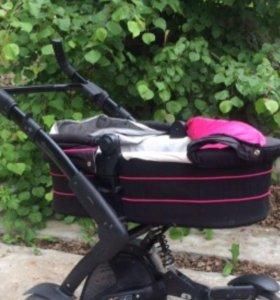 Детская коляска 2 в 1 Jetem 4-Tek