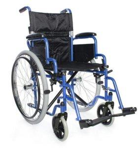 Кресло-коляска с ручным приводом KY-809