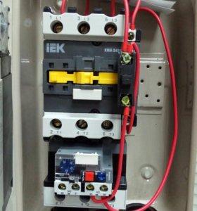 Автоматические выключатели 250Амп.