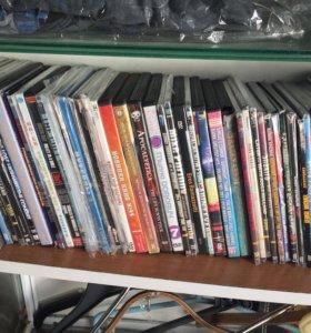 Новые DVD диски с фильмами и мультфильмами