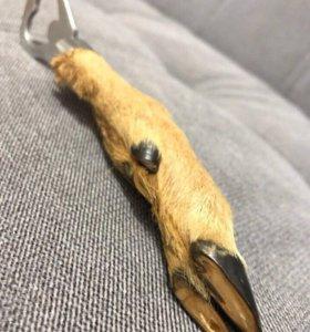 Козья ножка открывалка