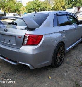 Subaru Impreza WRX STi, 2013/7мес