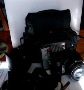 Фотоаппарат Sony DSC-H7