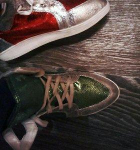Новые ботинки 2 пары