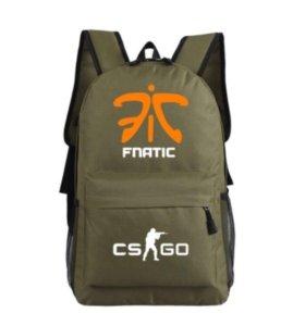 🌈Новые Рюкзаки Fnatic