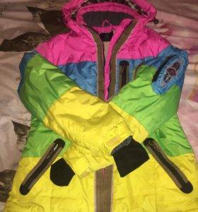 Куртка зимняя BOGNER(Германия)