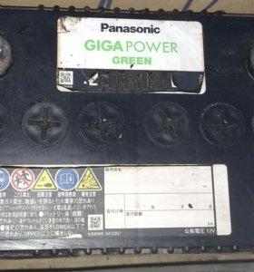 Японский аккумулятор Panasonic