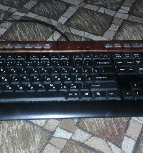 """Игровая клавиатура """"4TECH"""""""