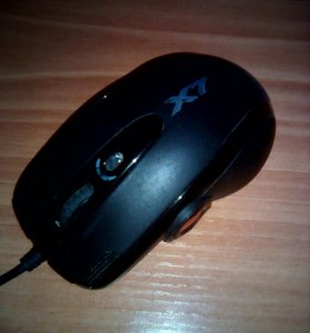 Мышка X7 в хорошем состоянии