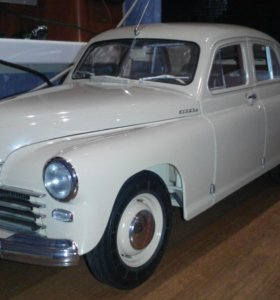 "ГАЗ М20 ""Победа"" модель 1:8"