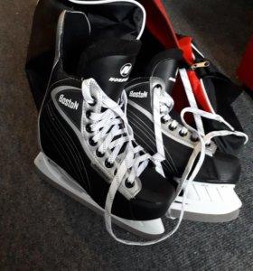 Хоккейные коньки детские