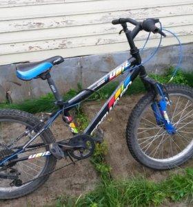 Детский велосипед Forward, 6 скоростей