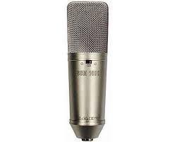 Микрофон, стойка, провод (торг)