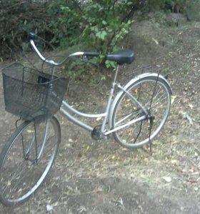 Японский велосипед Shikishima