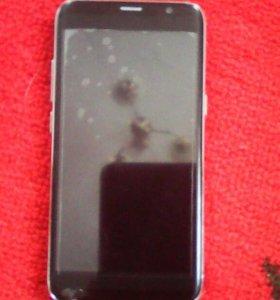 Телефон самсунг-gelaxy s8 новый.