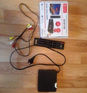 Цифровой телевизионный приёмник DC921HD