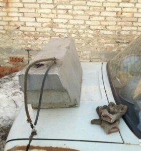 Бак топливный ваз 2101-07