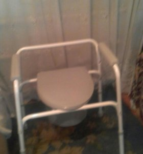 Коляска -туалет