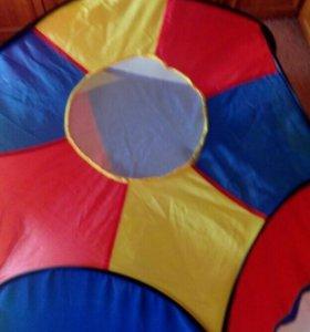Большая детская палатка для игр