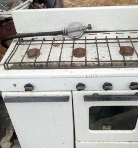 Газавая печка