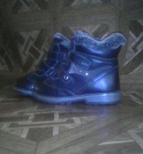 Зимние ботинки р.31.