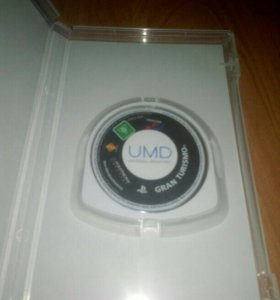 Игра Gran Turismo для PSP