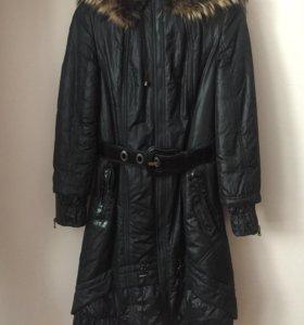 Пальто зима (холодная осень, весна) размер 42-44