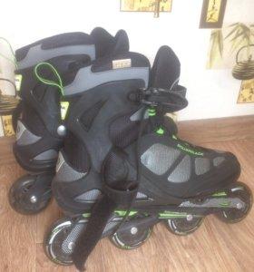 Роликовые коньки Rollerblade 43 размер