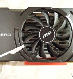 MSI GT 1030 aero ITX OC