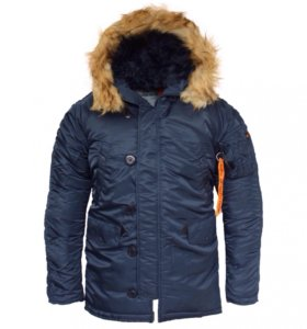 Оригинальная куртка аляска