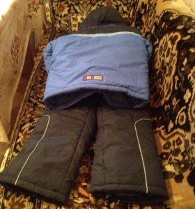 Зимняя куртка+штаны