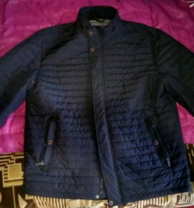 Куртка осень весна размер 58-60