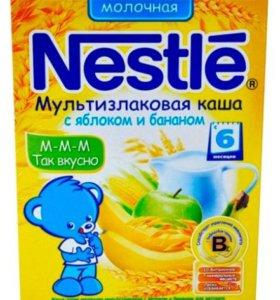 Каша Нестле