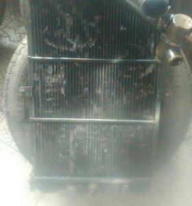 Радиатор с ваз 21099