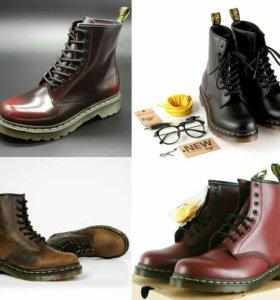 Dr.Martens 1460 Оригинал ботинки