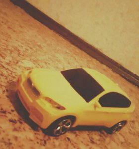 Колонка:машинка BMW X6
