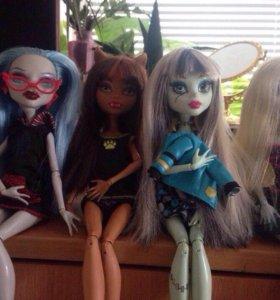 Куклы Монстер Хай Monster High