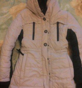 Зимнее пальто152размера