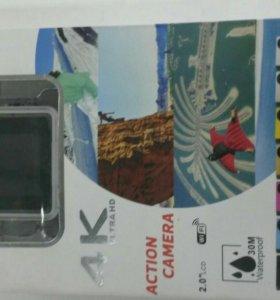 Экшен камера GoPro 4K Wi-Fi