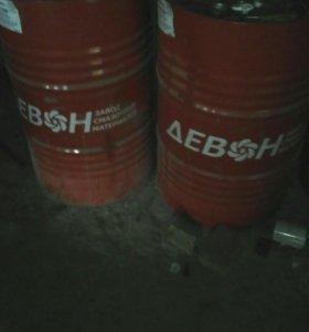 Дизельное масло 600 литров м - 10 дм