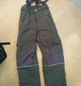 Продам брюки зимние