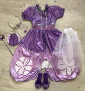 Карнавальное Платье принцессы Софии